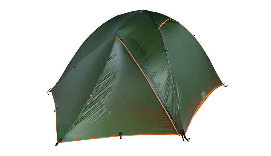 Nigor Guam 2 Telt grøn